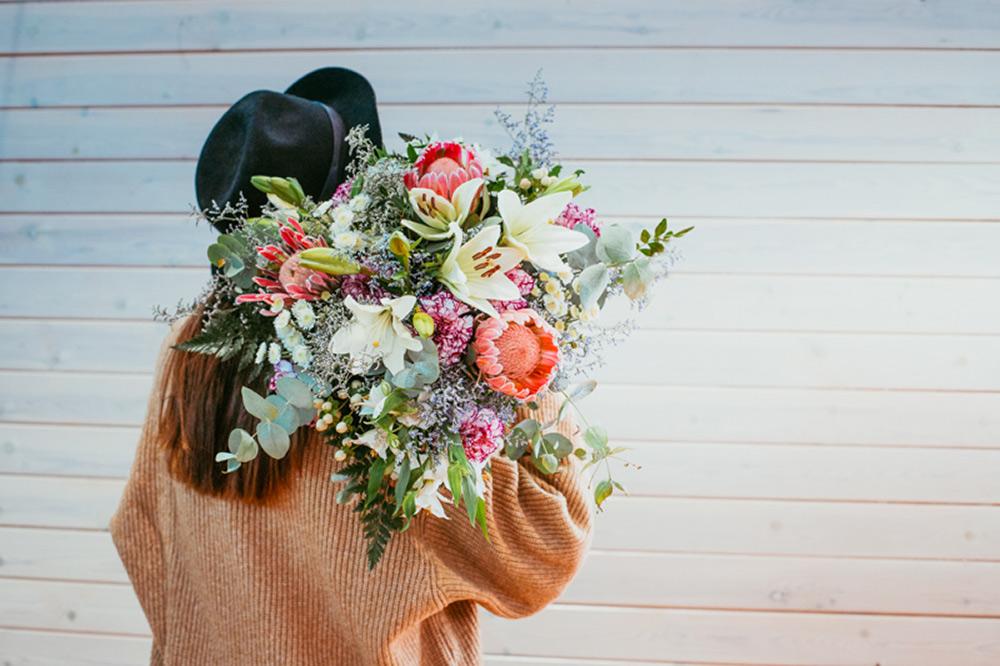 Flores redes sociales Verdecora
