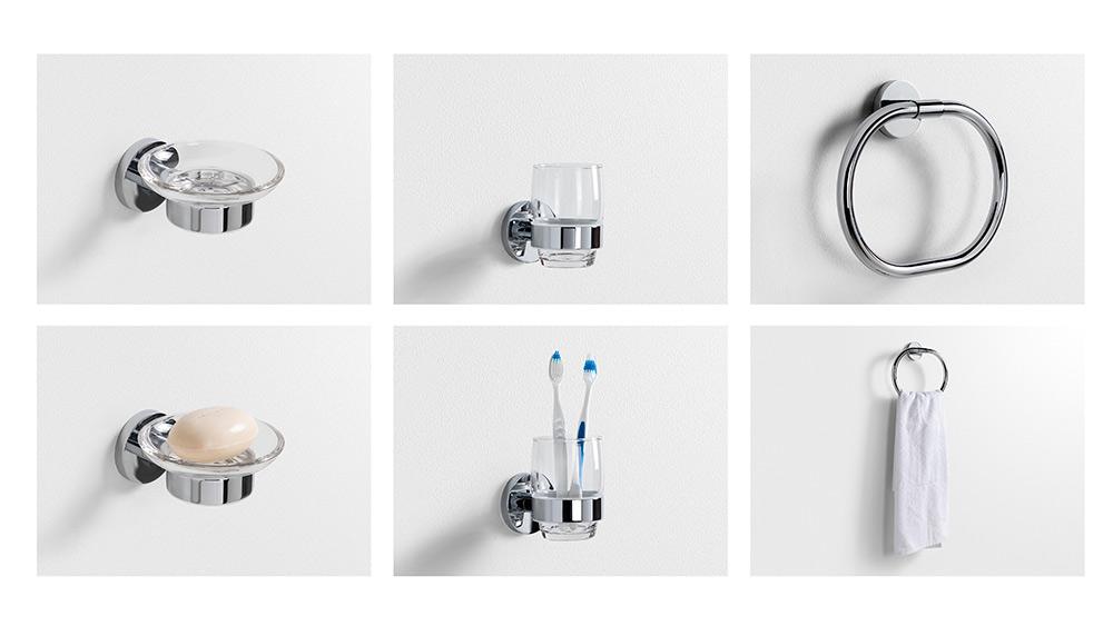 Fotos accesorios baño