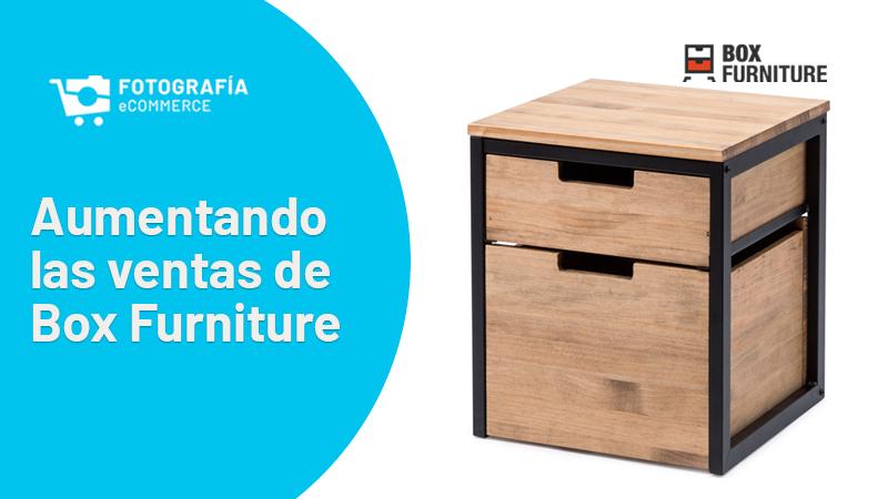 Aumentando las ventas de Box Furniture
