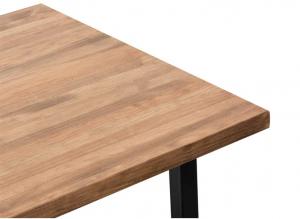 Primer plano de una mesa de Box Forniture