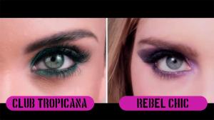 Selección de maquillajes de Maybelline