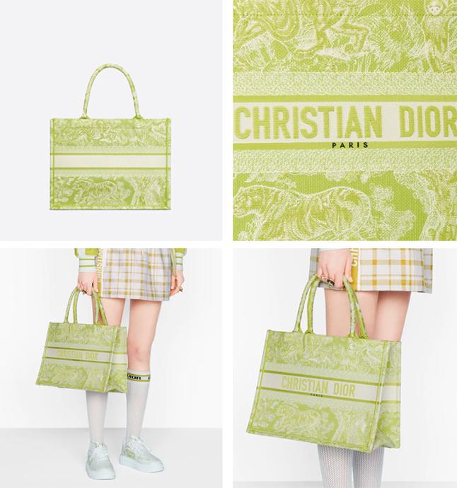 Ficha producto bolso de Dior