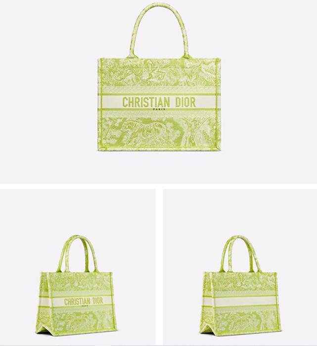 FIcha de producto bolso de Dior