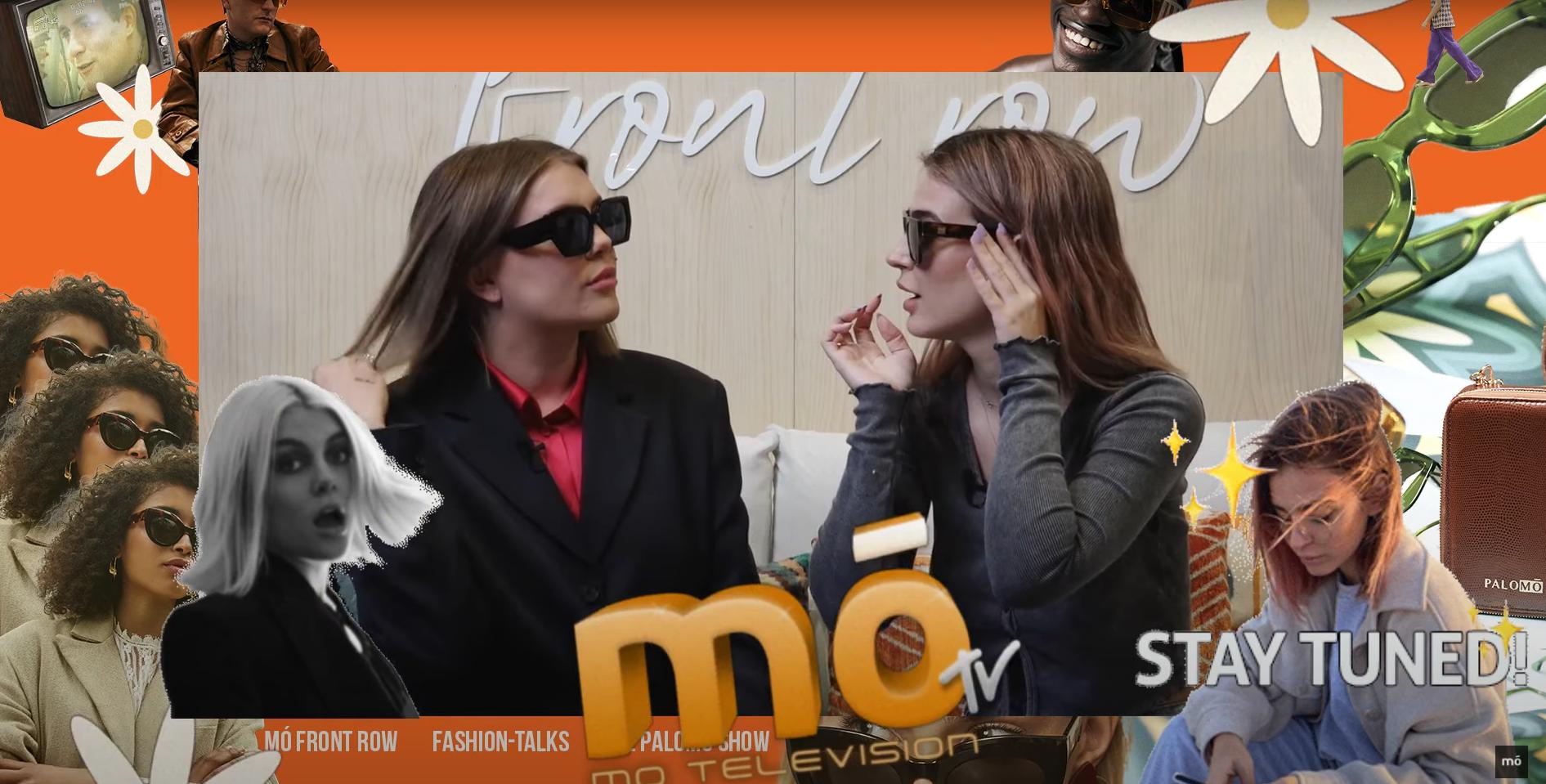 Gigi Vives y Laura Escanes en Twitch para MÓ